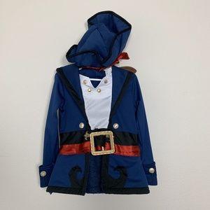 Disney Captain Jack Sparrow Halloween Outfit #2339